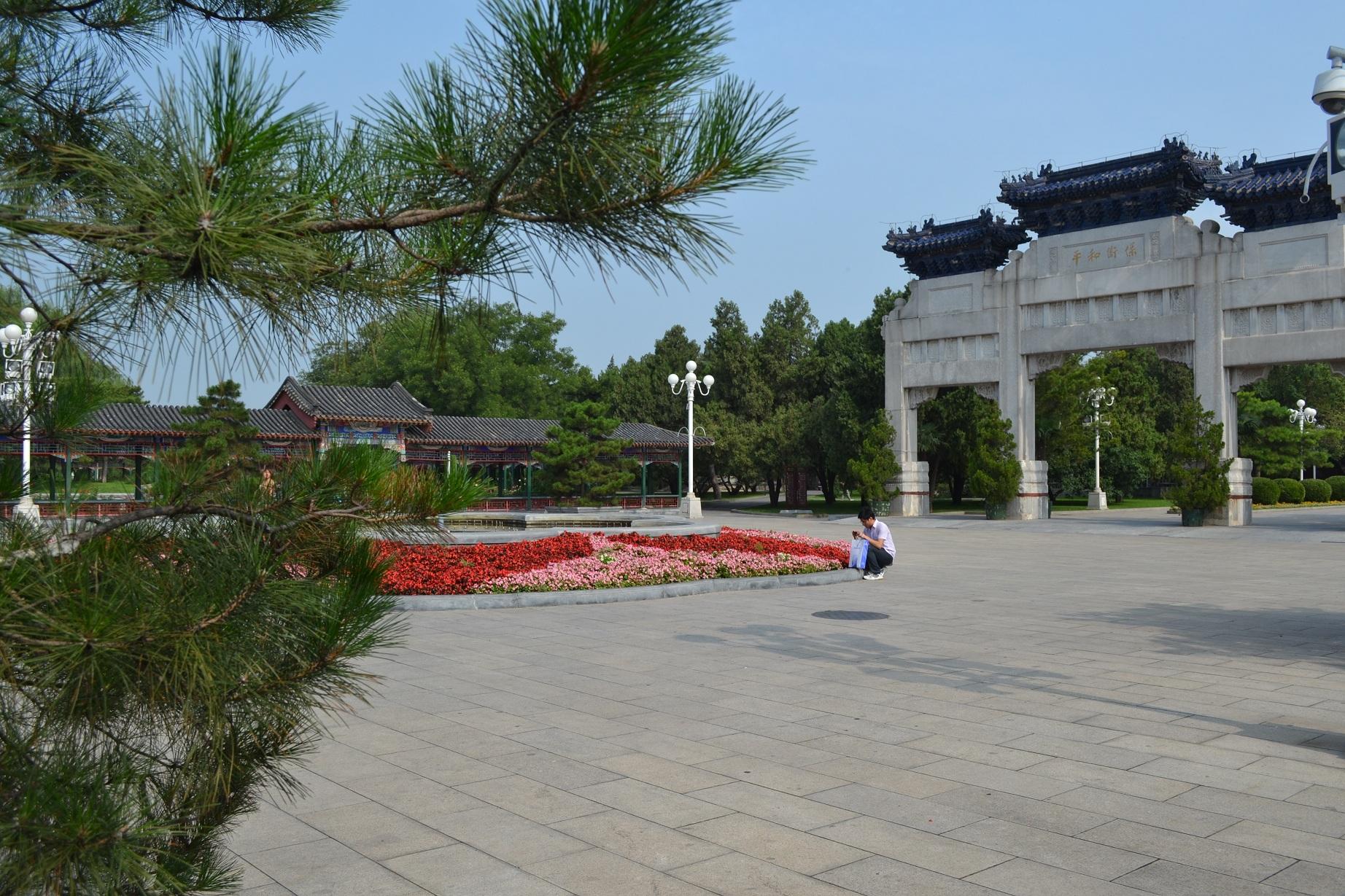 和平纪念碑