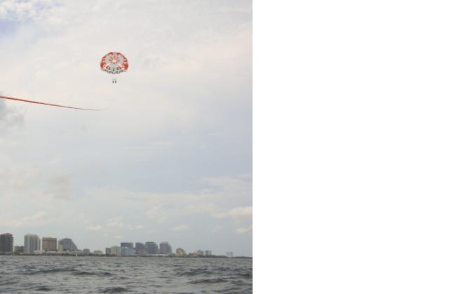 帆伞运动的诱惑