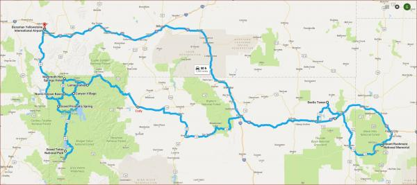 Yellowstone Road Map.JPG