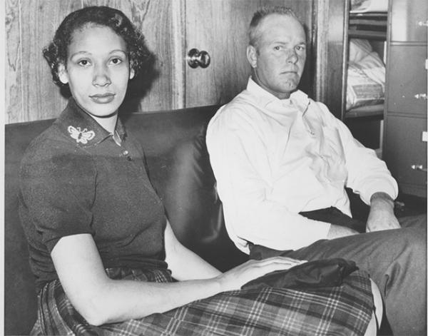 Mildred和Richard Loving夫妇.jpg