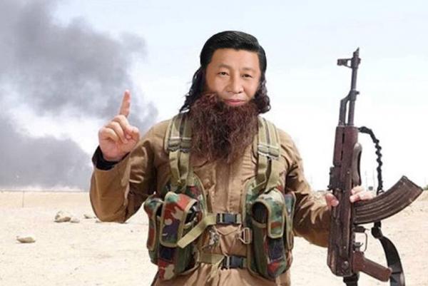 习近平是恐怖分子.jpg