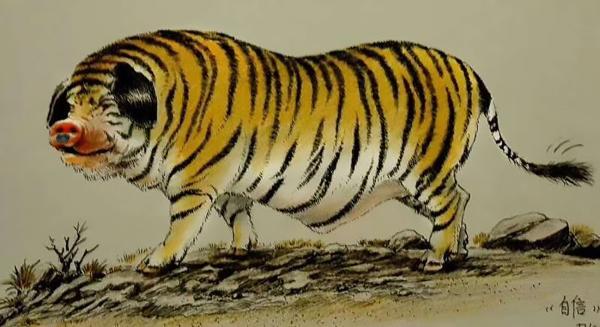 新物种:猪虎.jpg